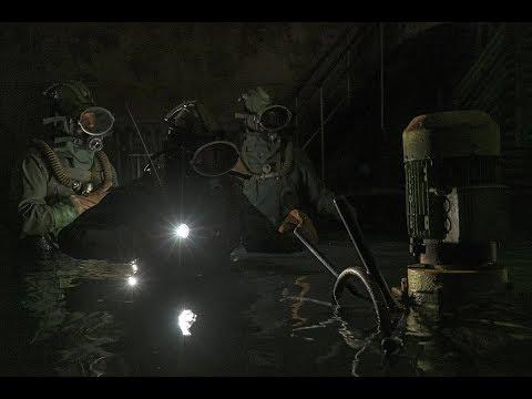 Чернобыль Chernobyl \ Радиация и вода