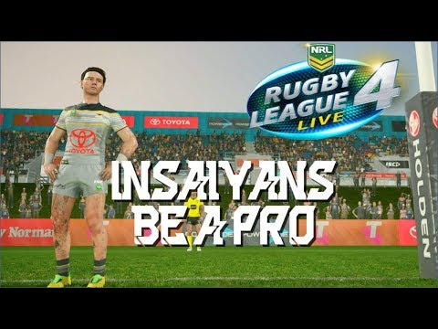 Rugby League Live 4 - Be A Pro  ep. 33