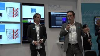 NAB 2016: Erling Hedkvist, SVP Americas at Lawo, about V_matrix