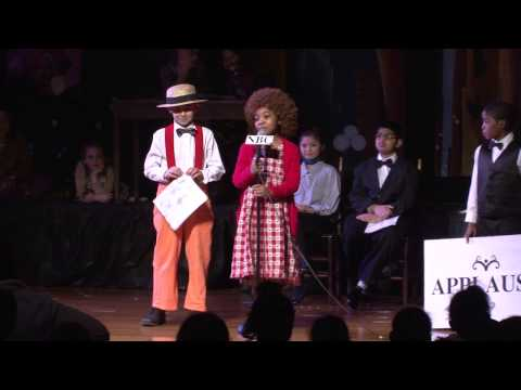ANNIE the Musical presented by Powell GT Elementary