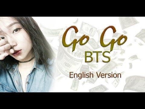 [English Cover] GO GO (고민보다 Go) - BTS (방탄소년단) by Amy /with lyrics