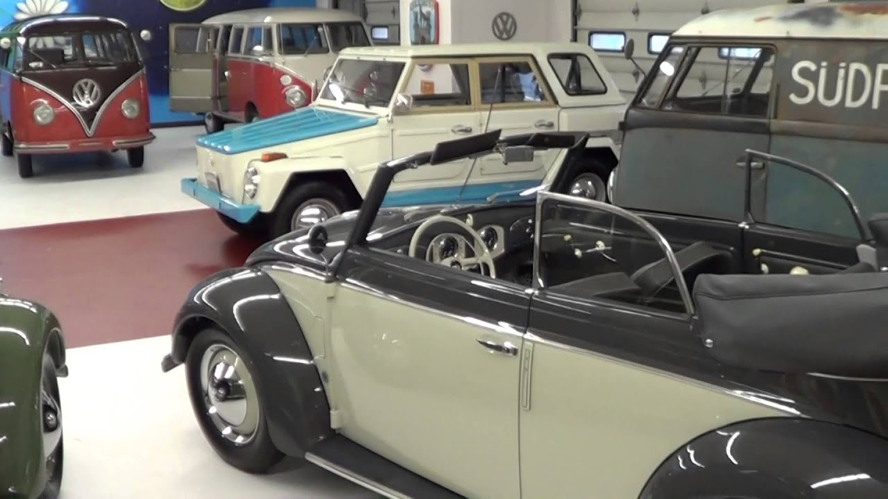 Langan Volkswagen - 1951 Karmann Convertible Beetle - YouTube