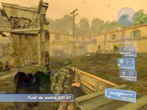 Conflict: Global Storm Mision 1 (Traición)