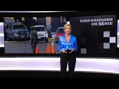 Mexique : Ciudad Juarez, la ville des absentes