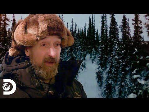 Desafío a la oscuridad | Sobreviviendo a Alaska | Discovery