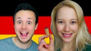 Cork-Cord-Ass Challenge | German Party Games feat. Meister Lehnsherr | Part 1