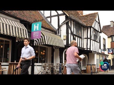 The UK Domain Leaders - Halsey's Deli & Eatery
