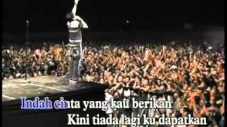 Video Ungu - Sejauh Mungkin (Karaoke + Live) download MP3, 3GP, MP4, WEBM, AVI, FLV Desember 2017