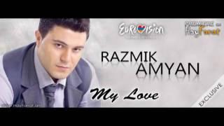 [AUDIO] Eurovision 2010 Armenia ► Razmik Amyan - My Love [National Selection] [Brand New]