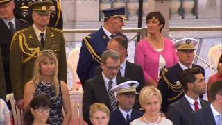 Military  Parade  Video  2016   Luxembourg