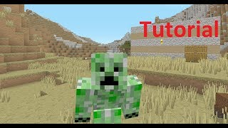 Tutorial - How To Make A Simple House In Minecraft