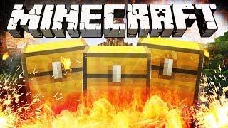 ТРОЙНОЙ СУНДУК! ( Факты о minecraft ) #14
