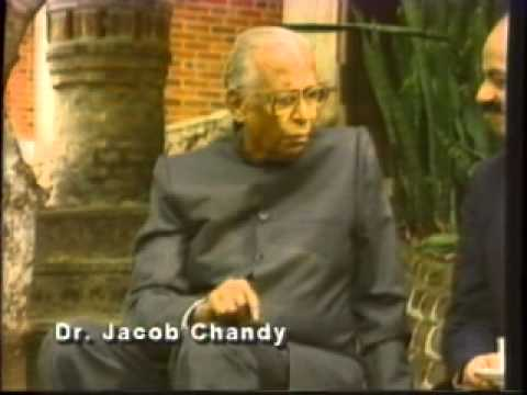 Jacob Chandy, MD interviewed by M. Sambasivan, MD