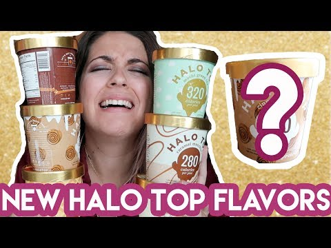 An Honest Review Of The New Halo Top Flavors