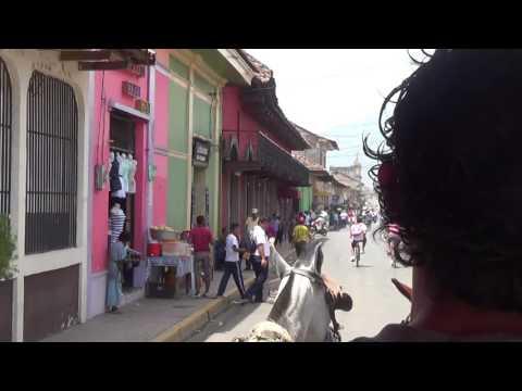 201 04 29 162 Nicaragua Granada City Tour in Carriage