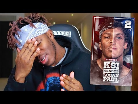 Is the Rematch With Logan Paul Happening?