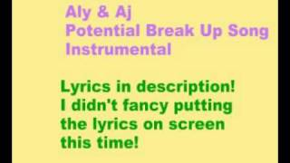 Aly & Aj Potential Breakup Song Instrumental