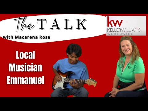 Belize Talk Radio Macarena Visits with Local Musician Emmanuel