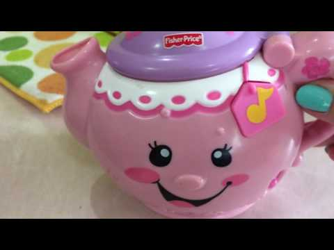 Fisher Price Laugh N Learn Teapot