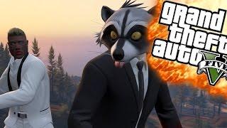 HET SCHOORSTEEN GEVECHT! - GTA 5 Online Funny Moments
