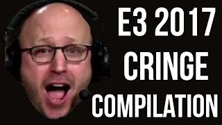 E3 2017 CRINGE COMPILATION!! - EA Press Conference  (Try Not To Cringe Challenge)