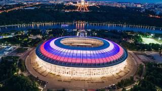 Лужники - Самый большой стадион в России