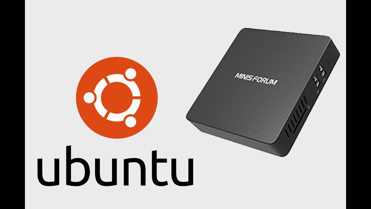 How to Install Ubuntu on a Fanless Mini PC