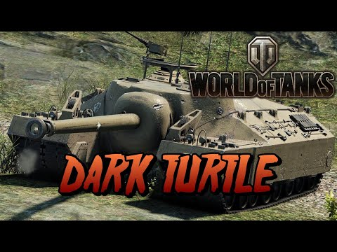 World Of Tanks - Dark Turtle