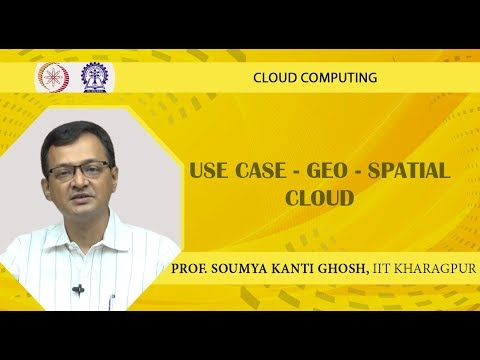 Use Case-Geo-spatial Cloud