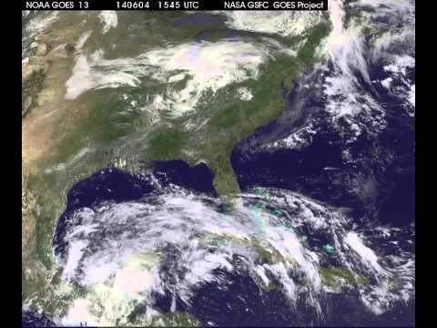 Severe Weather Over the Central United States