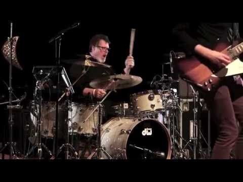 Pat Mastelotto & Victor Sågfors Band - Happy with what you have to be happy with(King Crimson)