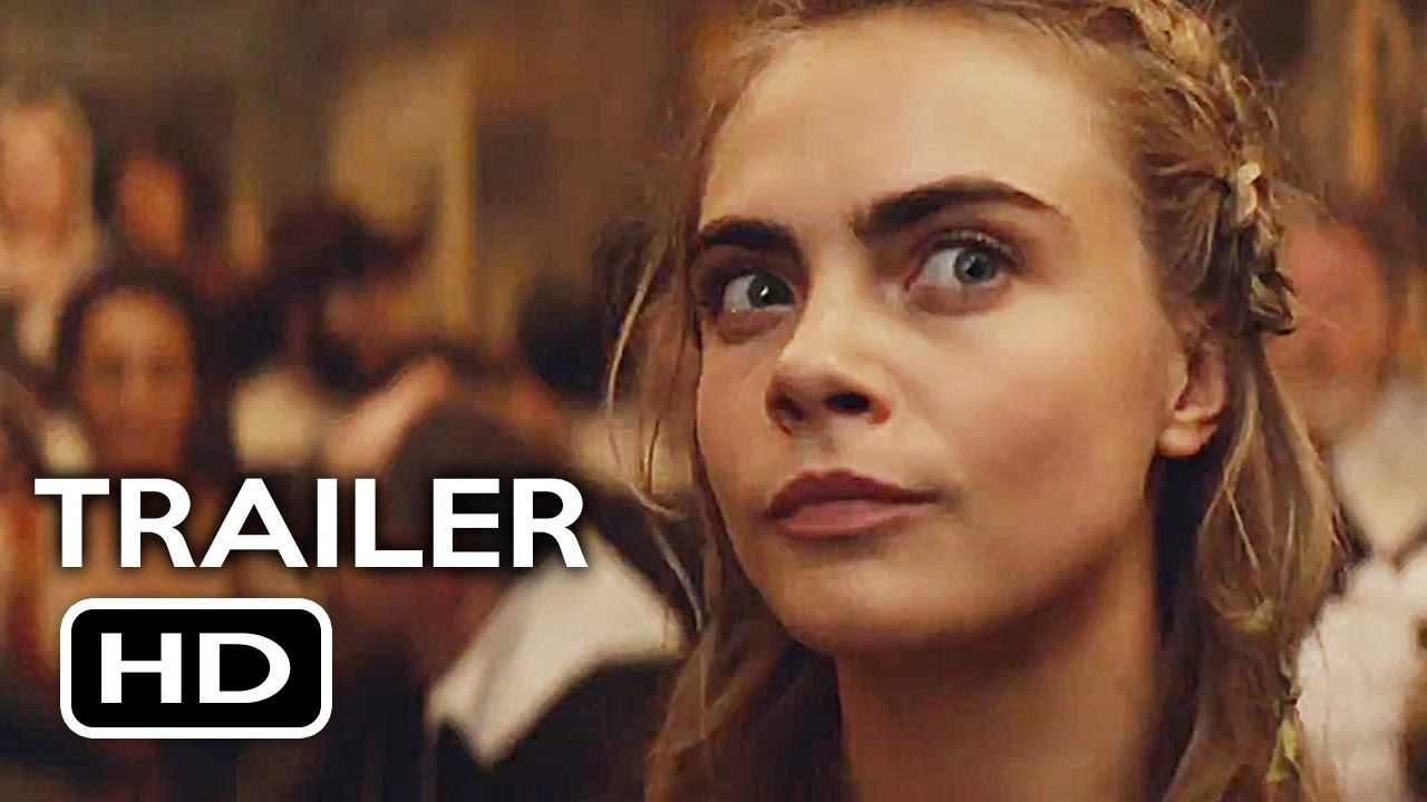 Tulip Fever Official Trailer #1 (2017) Cara Delevingne, Alicia Vikander Drama Movie HD
