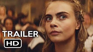 Video Tulip Fever Official Trailer #1 (2017) Cara Delevingne, Alicia Vikander Drama Movie HD download MP3, 3GP, MP4, WEBM, AVI, FLV November 2018