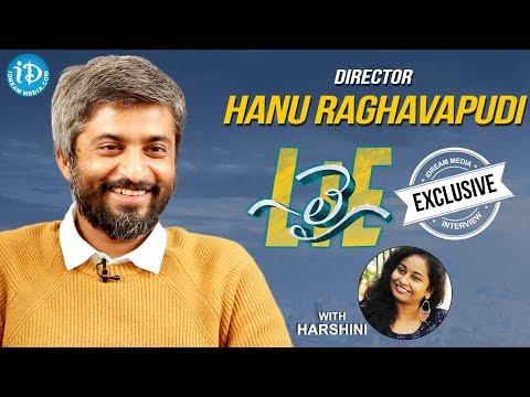 Lie Director Hanu Raghavapudi Exclusive Interview || #LieMovie || Talking Movies With iDream #471