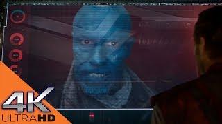 Звонок Йонды Питеру Квилу ✦ Стражи Галактики (2014)