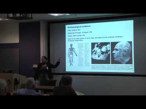 600th Anniv. of the Battle of Agincourt - University of Southampton - Irina Metzler