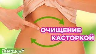 Очищение кишечника касторкой. Касторовое масло для очищения организма. Михаил Советов