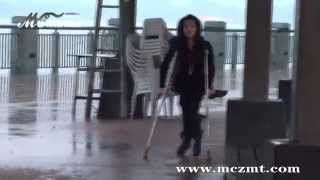 Repeat youtube video Crutches polio girl (2)