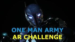 Batman: Arkham Knight One Man Army AR Challenge 18870 (3 STARS)
