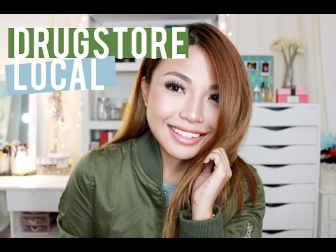 Favorite AFFORDABLE Drugstore/Local Products 2016 - Michelle Dy