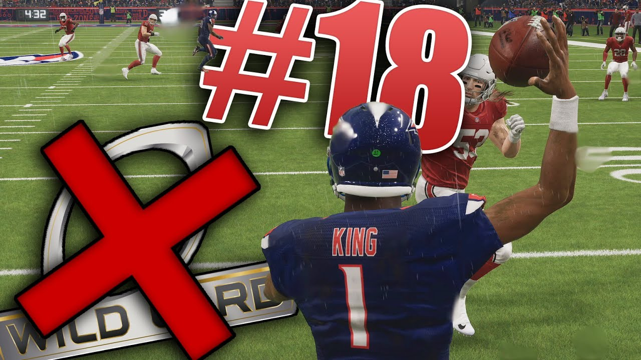 Download Manziel Gets Benched In A Must Win Game For The Playoffs! London Bulldogs Relocation Franchise Ep 18