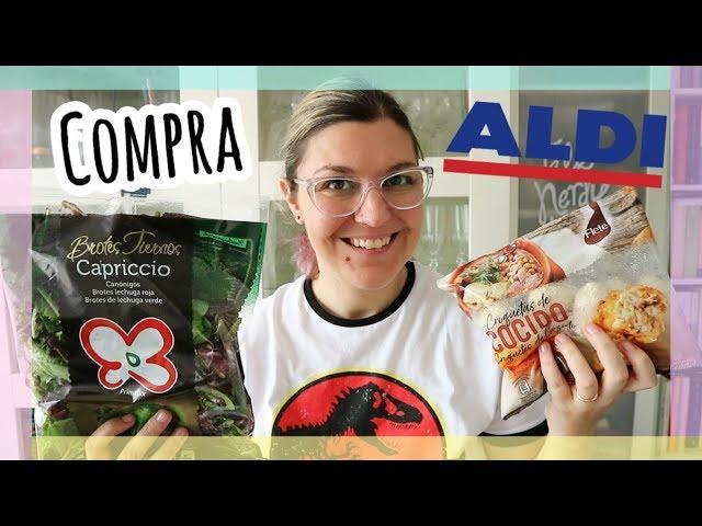 COMPRA SEMANAL ALDI | Qué comprar en Aldi