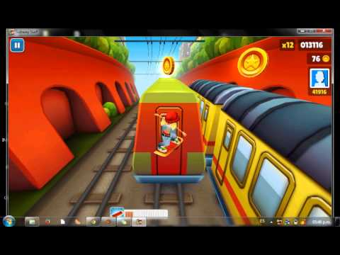 trucos total mente nuevos de subway surfers 2014