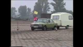 Mistrzostwa Polski w Jeździe Samochodem z Przyczepą PZM - Zenon Błażejak