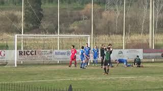 Campionato Terza Categoria 2018/2019 20a giornata: Acciaiolo-Collesalvetti (sintesi)