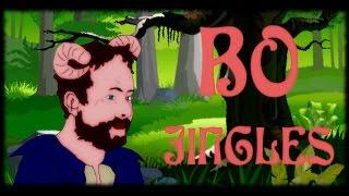 Bo Jingles - Devil Woman (Helden&Halfwits Animierte Song)