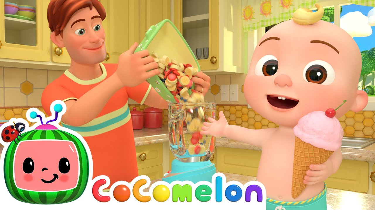 Download Ice Cream Song   CoComelon Nursery Rhymes & Kids Songs