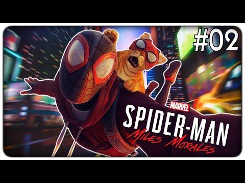 SALVIAMO IL GATTO SPIDER-CAT RAPITO DAI PERICOLOSI TERR0RISTI | Spider-Man Miles Morales PS5 - ep.02