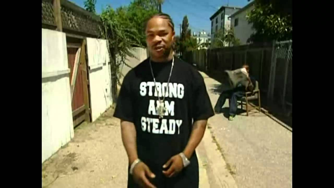 Pimp My Ride  Xzibit Entrances All Seasons (72 episodes