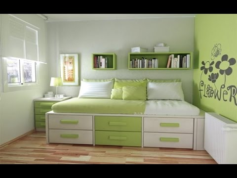 Small bedroom no closet ideas youtube for Dresser ideas for small bedroom